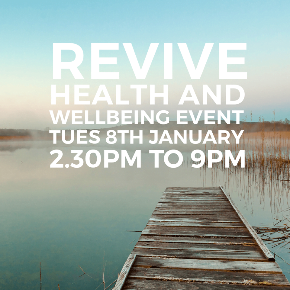 Revive Health & Wellbeing Event 2019 - Revive Beauty